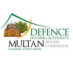 Defence Housing Authority (DHA) Multan Logo