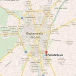 Pipliwala Gujranwala Housing Scheme Location Map