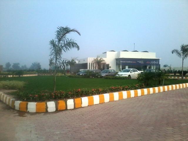 Dream Gardens Multan Launched By Izhar Monnoo developers