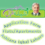 Application Form Ashiana Iqbal Apartment-Flat Lahore