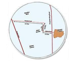 Ashiana Quaid Lahore Location Map