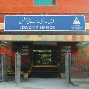 LDA City Office Johar Town Lahore