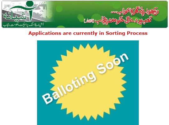 Ashiana Iqbal Lahore Balloting
