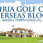 Bahria Golf City Overseas Block Karachi Booking Application Form