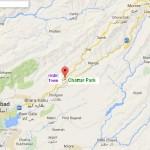 OGDC Town Islamabad-Rawalpindi Location Map