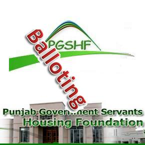 PGSHF Balloting Dates for Bahawalpur, DG Khan and Rawalpindi