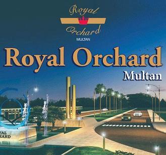 Royal Orchard Housing Project Multan Logo