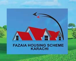 Fazaia Housing Scheme Karachi Logo