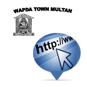 Wapda Town Multan Website Logo