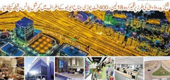 Bahria Town Jinnah Avenue Commercial Plots – Registration Form Available soon