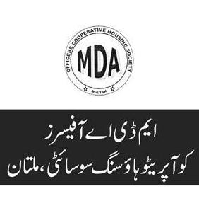 MDA Officers Co-Operative Housing Society (MOCHS) Multan Logo