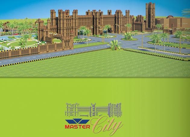 Master City Gujranwala Housing Project Conceptual View