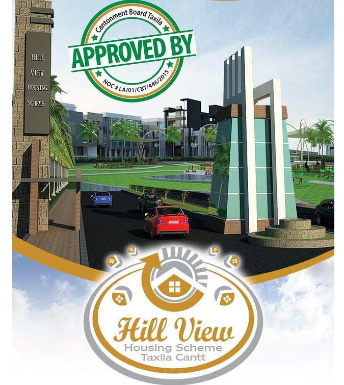 Hill View Housing Scheme Taxila Cant