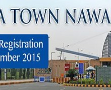 Banks Branches (MCB/UBL) for Sale of Bahria Town Nawabshah Forms
