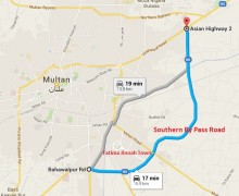 MDA Governing Body Approved Allama Iqbal Town Multan Phase I