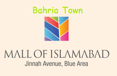 Mall Of Islamabad - Bahria Town Project Logo