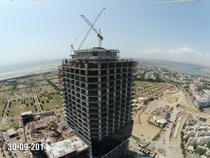 Bahria Town Icon Tower Karachi