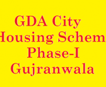 GDA City Phase-1 Gujranwala – Preparation of Advertisement for Investors, Developers