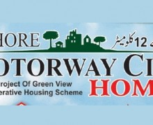 Lahore Motorway City Homes For Sale Near Kot Abdul Malik Interchange