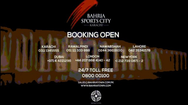 Bahria Sports City Booking Offices and Forms