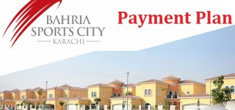 Bahria Sports City Karachi Payment Plan and Location Map