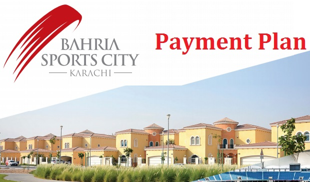Bahria Town Sports City Payment Plan Plots and Villas