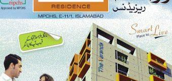 Veranda Residence Sector E-11 Islamabad – Residential Apartments