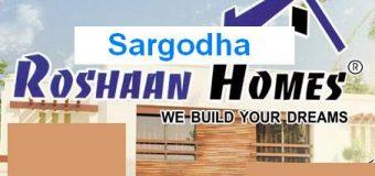 Roshaan Homes Bahawal Valley Sargodha