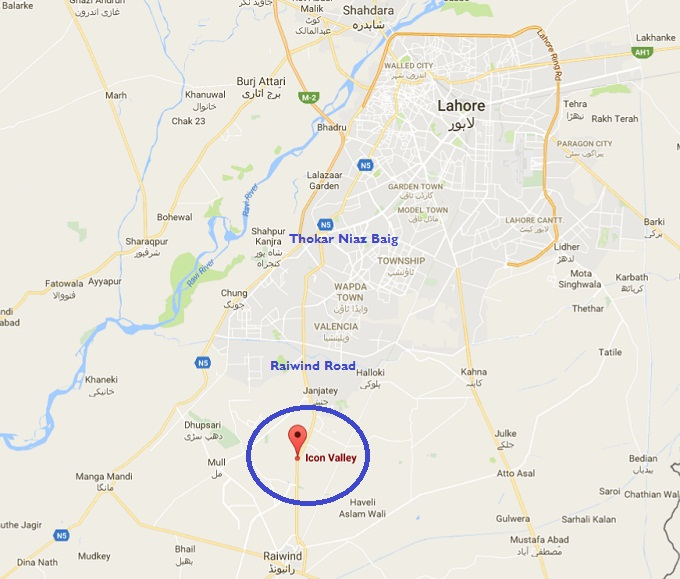 icon-valley-lahore-location-map-on-raiwind-road-near-bahria-orchard