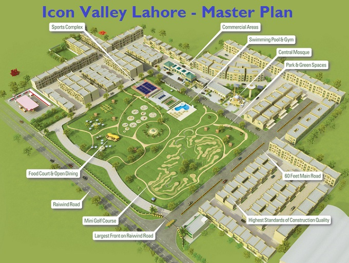 icon-valley-lahore-master-plan
