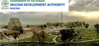 MDA Issued Illegal Housing Colonies/Societies in Multan