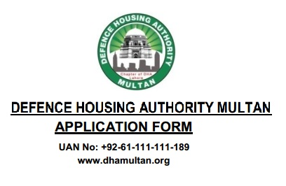 DHA Multan Application Procedure and Application Form