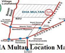 DHA Multan Announced 10 Marla Plots Balloting Results 2017