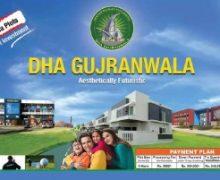 DHA Gujranwala 5 Marla Residential Plot Booking Application Form