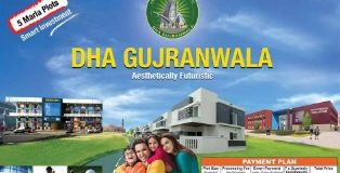 DHA Gujranwala 5 Marla Residential Plot Booking Application Form
