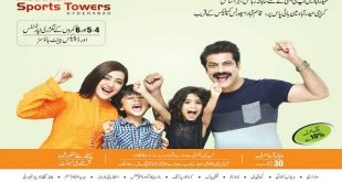 Abdullah Sports Tower Hyderabad - Apartments and Pent Houses for Sale