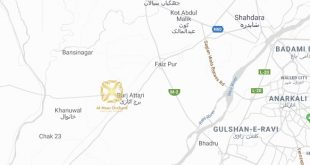 Al-Noor Orchard Housing Scheme Launched Near Burj Attari Lahore
