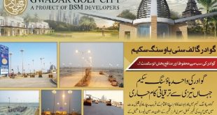 Gawadar Golf City Housing Scheme - Latest Development Pictures