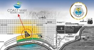 CoastWay Residency Gawadar-Location Plan